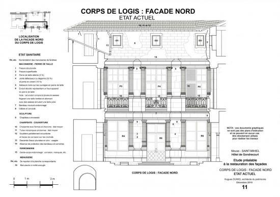 Saint-Mihiel (55) Hôtel de Gondrecourt