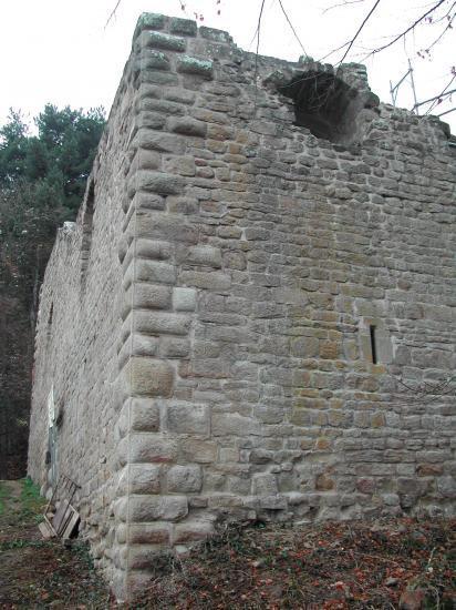 Château de Hagueneck - Wettolsheim (68)