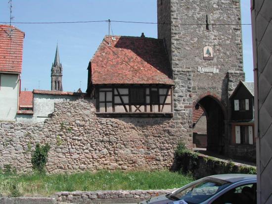 Maison Dieffenthal - Dambach (67)