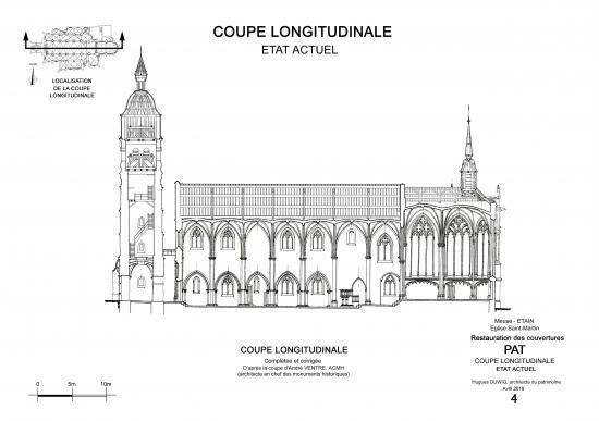 Etain - Eglise-Saint-Martin - Pl-4