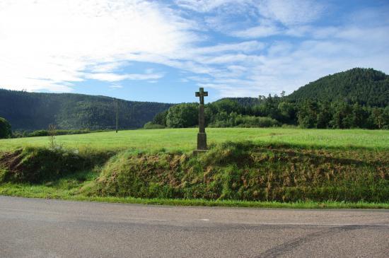 Croix de Chemin - St-Michel-sur-Meurthe(88)