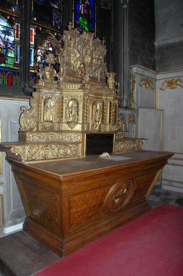 Chapelle St Esprit - Neufchâteau (88)