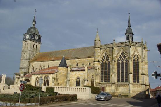 Eglise St-Martin - Etain (55)