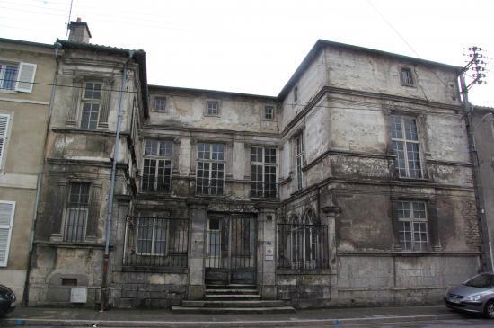 Hôtel de Gondrecourt - St-Mihiel (55)