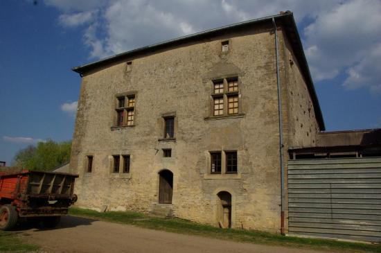 Ferme Sainte-Mathilde (Tucquenieux)