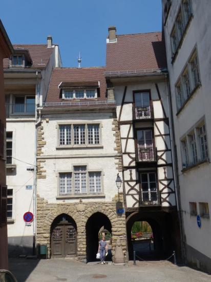 Altkirch - Vieille Porte de Ville - Façade sud
