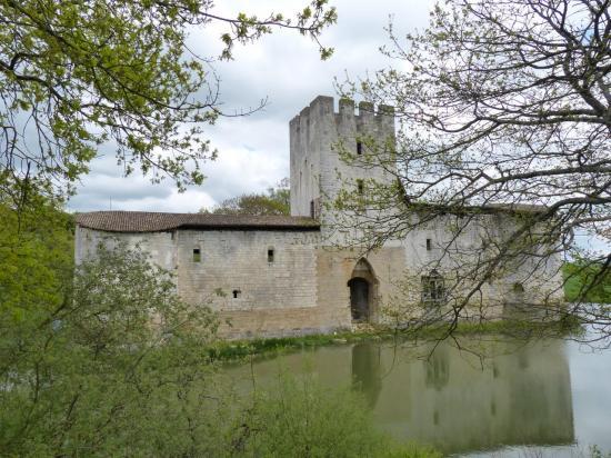 Vaucouleurs - Château de Gombervaux